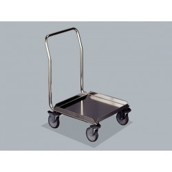 Chariot plateaux INOX