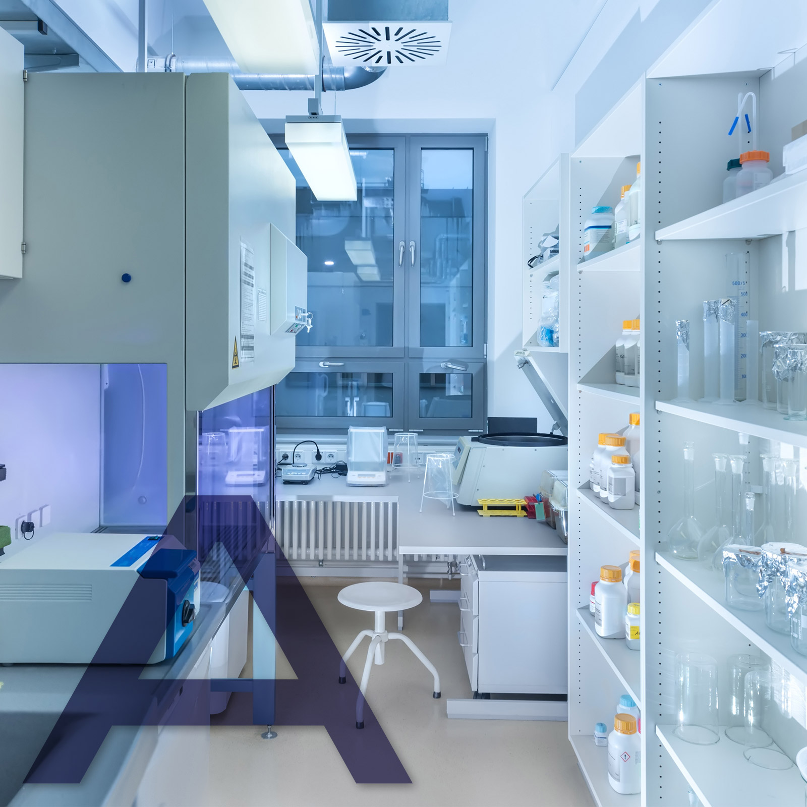 IDEA CONCEPTION : Agencement de laboratories, équipement de sécurité